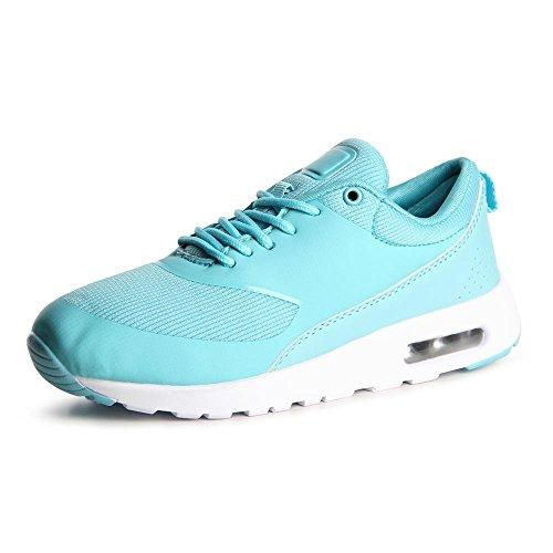 topschuhe24741Femme Sneaker Chaussures de sport Bleu - Bleu clair