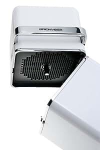 BRIONVEGA - TS 522 Blanc - Radio portative AM/FM - Design Marco ZANUSO & Richard SAPPER