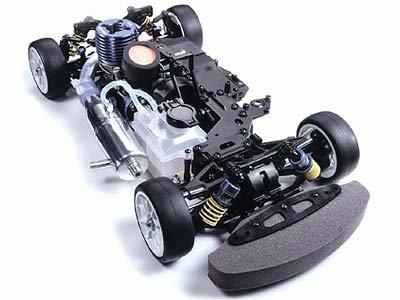 Tamiya Rc Gp Tg10-mk.2 Chassis Kit - 1/10