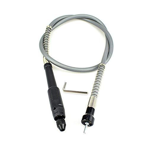 Flexible Flex-Welle für Dremel Poliermaschine Rotary Grinder Tool 110cm, weiss