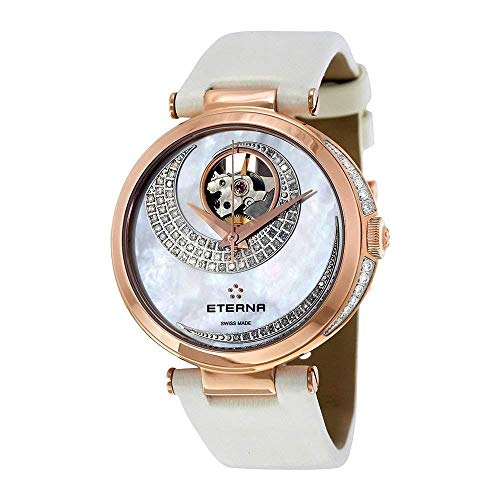 Eterna Grace Femme Diamant 34mm Automatique Montre 2943-60-69-1367
