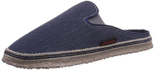 Giesswein Petersdorf, Chaussons homme Bleu (527 Jeans)