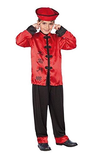 Imagen de disfraz de chino niño talla 10 12 años