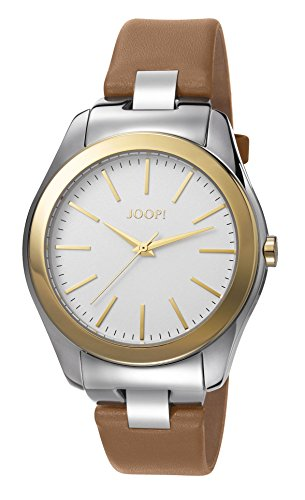 Joop Women's Analogue Quartz Watch with Leather Strap JP101892001