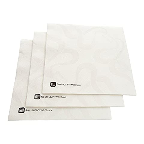 Luxenap Air Laid Dinner Napkins - Soft and Durable 16