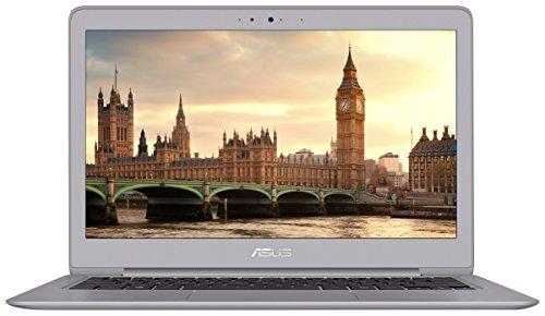 ASUS ZenBook UX330UA-AH55 13.3-Inch Traditional Laptop (Gray Metal)