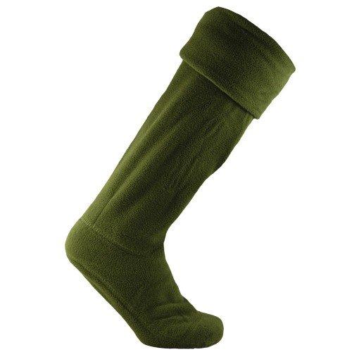 Horizon - Calcetines polar para botas de agua unisex (36-38 EU/Oliva)