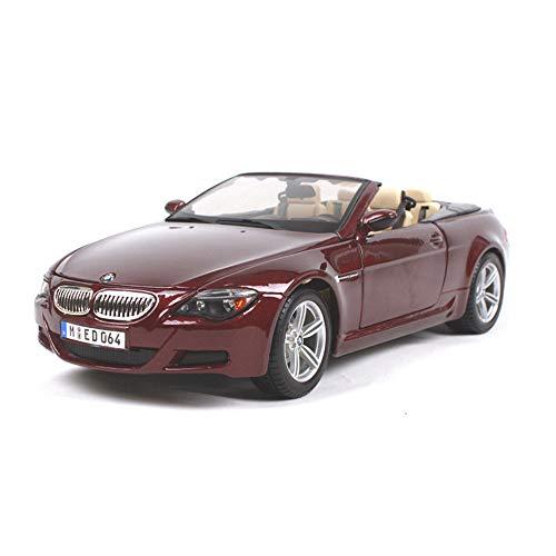 Luckycs 1: 18BMW M6 Simulation Legierung automodell gebraucht kaufen  Wird an jeden Ort in Deutschland