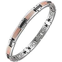 Magnetotherapie Armbänder für Männer Magnetismus Armbänder-Für-Männer-Gesundheit-Armbänder-Heilung-Armbänder-Ionen-Negative... preisvergleich bei billige-tabletten.eu