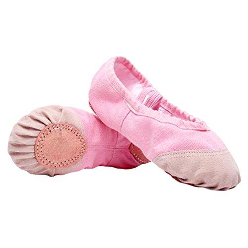 Ballett-Pantoffel / Tanzschuhe / Kind Erwachsene Schritte / Zehe-Schuhe (Ballett-zehe-hausschuhe)