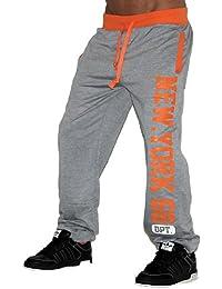NEW YORK Herren Sporthose Jogginghose Trainingshose Traningsanzug Sportanzug