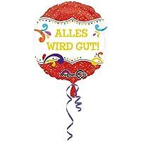 suchergebnis auf f r abschied luftballons dekorationen spielzeug. Black Bedroom Furniture Sets. Home Design Ideas
