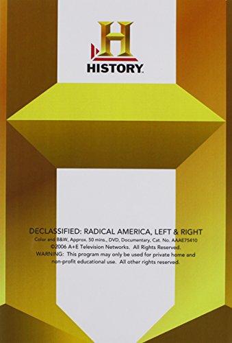 Declassified: Radical America-Left