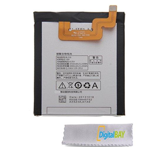 oriinal Akku Batterie Battery Lenovo K6 K910, K910E, Vibe Z 3050MAH (Vibe Akku)