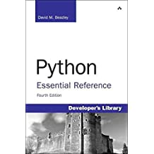 [(Python Essential Reference)] [By (author) David M. Beazley] published on (July, 2009)