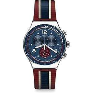 Chronograph Herrenuhr – Swatch Herrenuhr – Swatch Swatch Chronograph 24uhren 24uhren Herrenuhr LRjA45