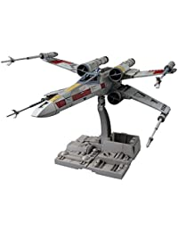 Preisvergleich für Model Kit – Star Wars – 1/72 x-Wing Star Fighter Building Kit ban191406