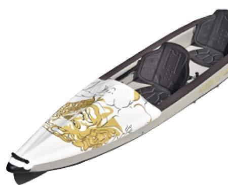 450+ Inflatable Kayak Kajak Selytech Drop Stitch Gewebe Neuheit !!! ()