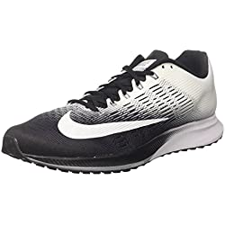 Nike WMNS NIKE AIR ZOOM ELITE 9 Zapatillas de trail running, Mujer, Negro (Black/White/Cool Grey 001), 42 EU (7.5 UK)