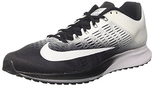 Nike WMNS NIKE AIR ZOOM ELITE 9 Zapatillas de trail running, Mujer, Negro (Black/White/Cool Grey 001), 42.5 EU (8 UK)