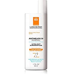 La Roche Posay Anthelios 50 Mineral Ultra Light Sunscreen Fluid 50ml/1.7oz