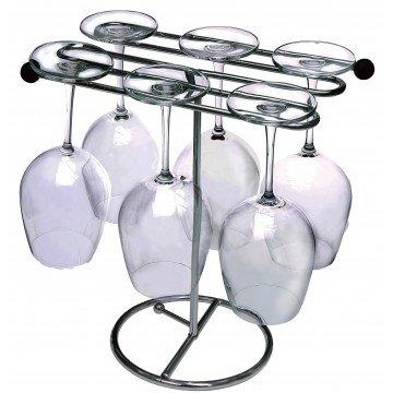 Brilliant , Glas-Stiel Trockner Rack