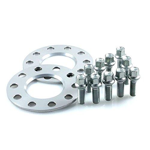 Preisvergleich Produktbild H&R TuningHeads 0220049.DK.1055665.SL-TYP-230 Spurverbreiterung, 10 mm/Achse + Radschrauben, 10 mm/Achse
