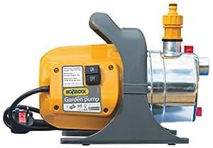 Hozelock Ultra Metal Pompe à eau 3,5bars de pression Pompe à eau en métal