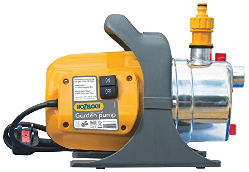 Hozelock Ultra Metal Water Pump 3.5 bar Pressure Test