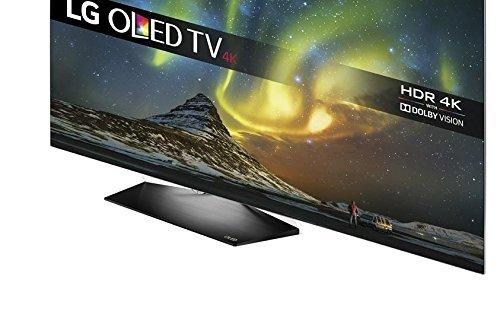 LG OLED65B6V 65 inch 4K Ultra HD OLED Flat Smart TV webOS (2016 Model) – Black
