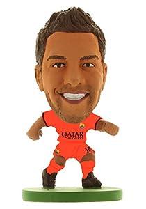 Soccerstarz - Figura con Cabeza móvil FC Barcelona (400856)