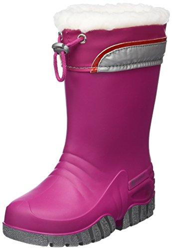 Chuva 7762 GEVOERDE KINDLRS Unisex-Kinder Warm gefütterte Schneestiefel Pink (Rosa(Roze) 07)