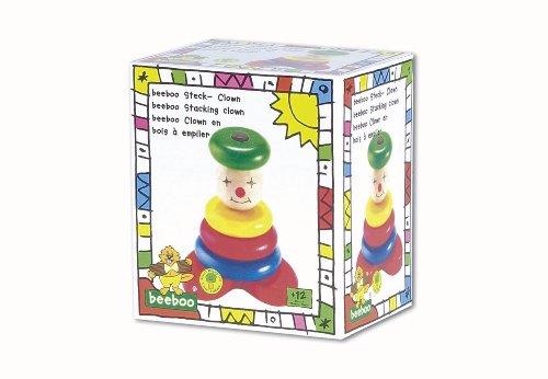 Imagen principal de Beeboo - Juguete para apilar para bebés