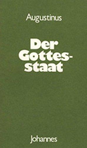 Der Gottesstaat (Sammlung Christliche Meister)