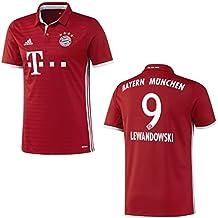 adidas Herren Fußball/Heim Fc Bayern München Replica Trikot
