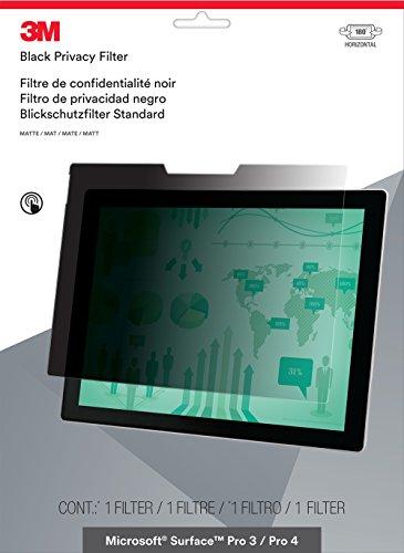 3M 93440 Filtro di Protezione per Microsoft Surface Pro 3 / Pro 4, Landscape