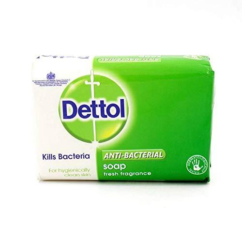 Jabón Antibacteriano Dettol 125 gr.