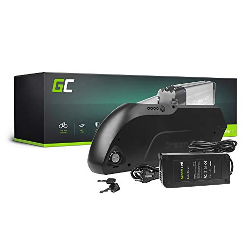 GC® Batería E-Bike 48V 11.6Ah Pedelec Down Tube