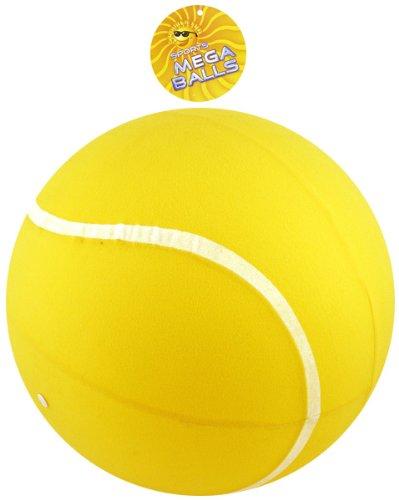 25cm-gigante-giallo-tennis-mega-ball-giocattoli-allaperto-e-giochi-hl144