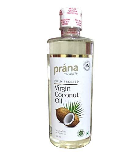 FarmOwn Prana 100% Pure & Natural Cold Pressed Virgin Coconut Oil (500 ml)