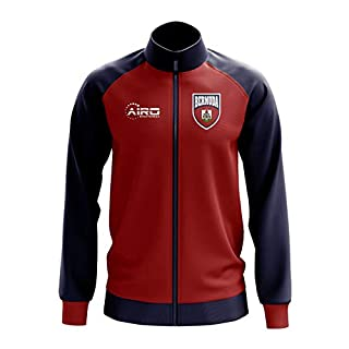 Airo Sportswear Bermuda Concept Football Track Jacket (Red)