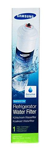 Samsung DA29-10105J external refrigerator filter Test