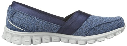 Skechers Ez Flex 2 Fascination, Ballerine Donna, Various Blu (Blu (Navy))