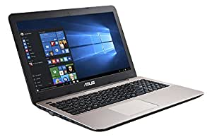 Asus K555LJ-XX135D 15.6-inch Laptop (Core i7 5500U/4GB/1TB/DOS/NVIDIA GeForce 920M Graphics), Black Metal with Hairline Pattern