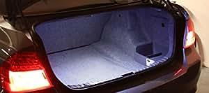 SMD LED éclairage Coffre en Xenon Blanc
