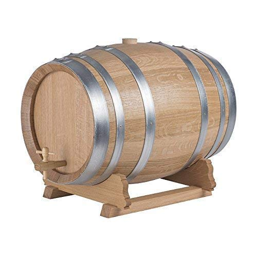 10/20 / 50/100 Liter Eichenfass - Bulgarische Eiche - Europäische Eiche - Whisky - Wein - Brandy - Grappa