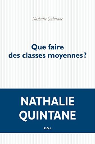 Que faire des classes moyennes ? (FICTION)