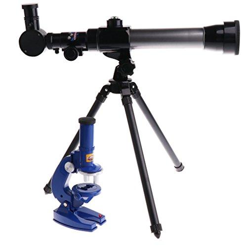 Blesiya C2110 Telescopio Astronómico Microscopio