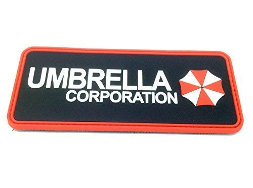 Parche Airsoft Umbrella Corporation PVC Velcro
