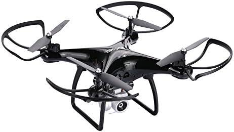 Auntwhale Avion Drone Innovant WiFi FPV en Temps Réel Réel Réel Altitude Hold FPV HD Caméra Noir   Se Vendant Bien Partout Dans Le Monde  5767ec